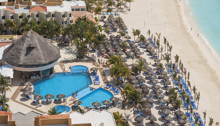 Dovolenka Mexiko letecky z Viedne    Cancún, Riviera Maya, Yuca