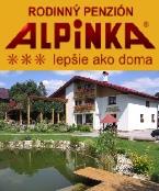 Rodinný penzión ALPINKA - Oščadnica Veľká Rača