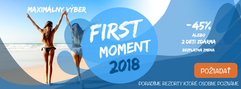 First Moment 2018